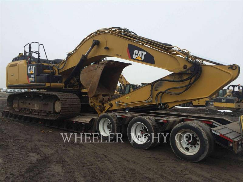 CATERPILLAR トラック油圧ショベル 336E L CFM equipment  photo 4