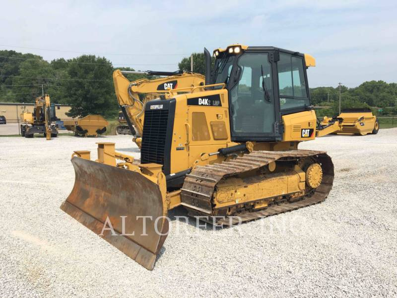 Caterpillar TRACTOARE CU ŞENILE D4K2LGP equipment  photo 1