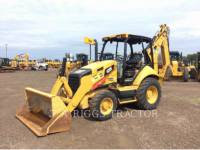 Equipment photo CATERPILLAR 420F 4E RETROESCAVADEIRAS 1