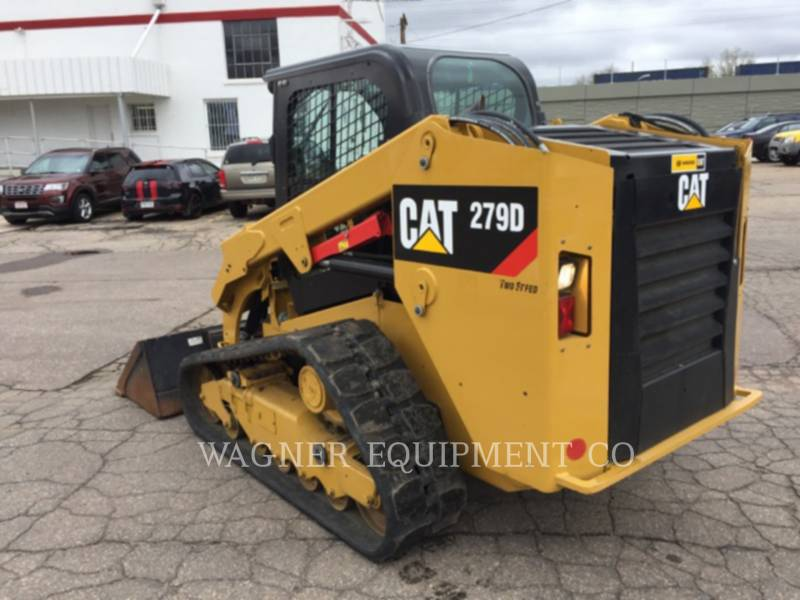 CATERPILLAR MINICARREGADEIRAS 279D equipment  photo 2