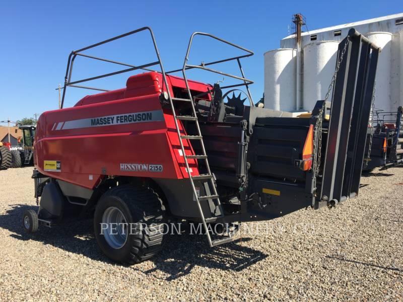 AGCO-MASSEY FERGUSON AG HAY EQUIPMENT MF2150 equipment  photo 4