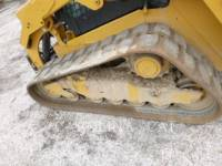 CATERPILLAR TRACK LOADERS 279D CB equipment  photo 8