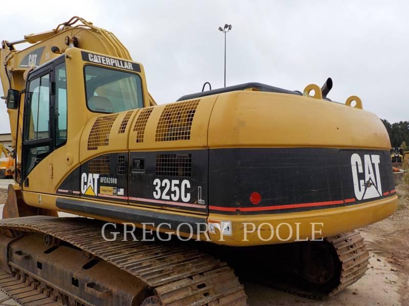 CATERPILLAR TRACK EXCAVATORS 325C L equipment  photo 22