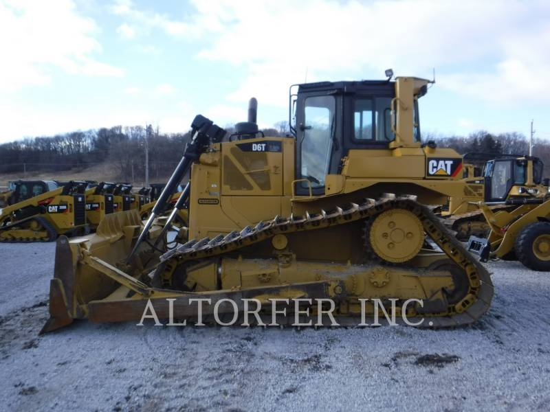 CATERPILLAR TRACTORES DE CADENAS D6T LGP equipment  photo 4