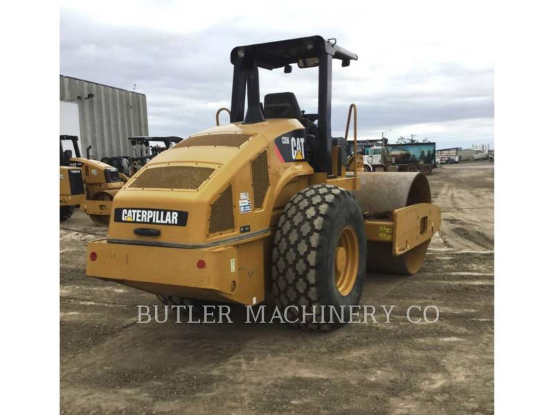 CATERPILLAR COMPACTEUR VIBRANT, MONOCYLINDRE LISSE CS56 equipment  photo 4