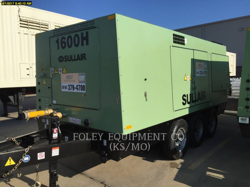 SULLAIR COMPRESOR DE AIRE 1600HAFDTQ equipment  photo 2