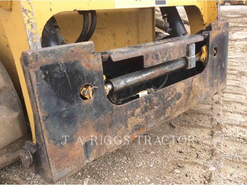 CATERPILLAR CARGADORES MULTITERRENO 299D AH equipment  photo 21