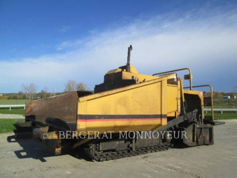 CATERPILLAR PAVIMENTADORA DE ASFALTO BB-621C equipment  photo 5