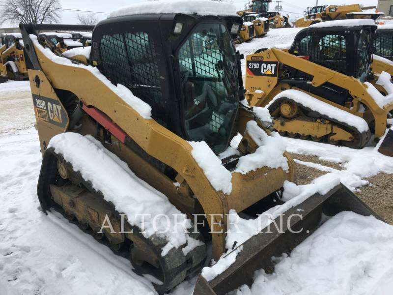 CATERPILLAR CHARGEURS COMPACTS RIGIDES 299D equipment  photo 1