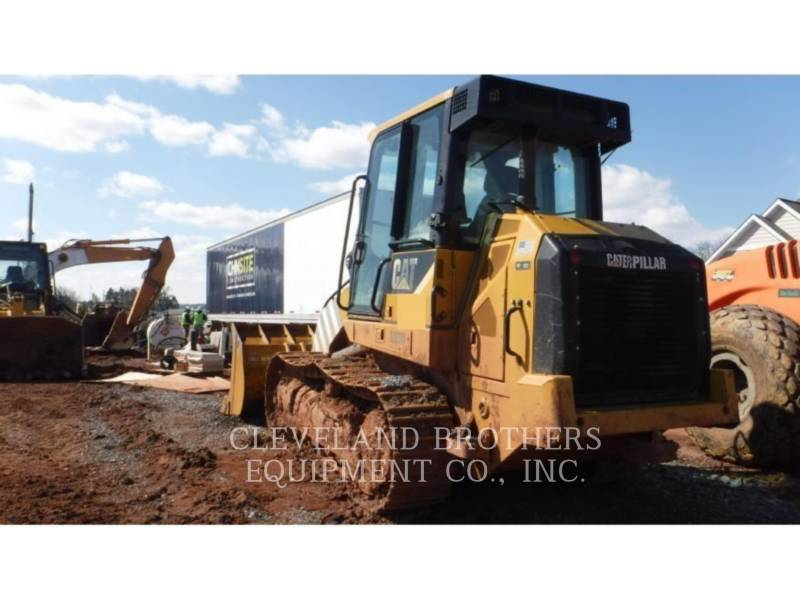 CATERPILLAR CARGADORES DE CADENAS 953D equipment  photo 5