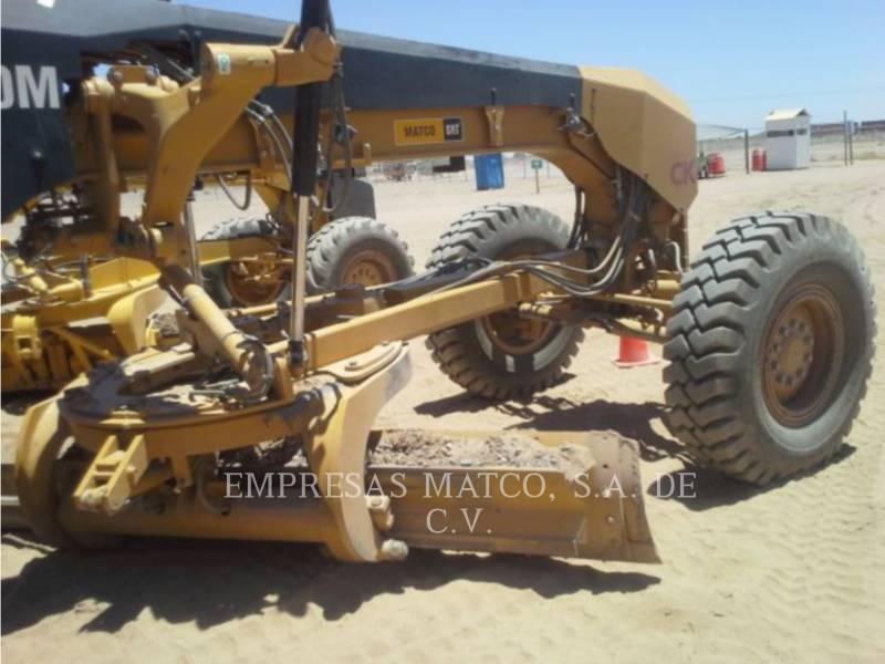 CATERPILLAR MOTORGRADER 120M equipment  photo 3