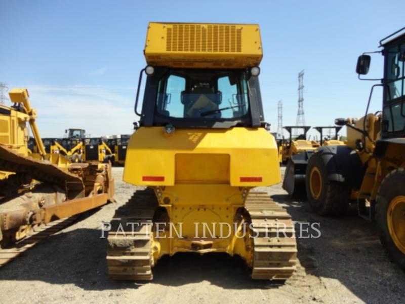JOHN DEERE TRACTORES DE CADENAS 550K XLT equipment  photo 6