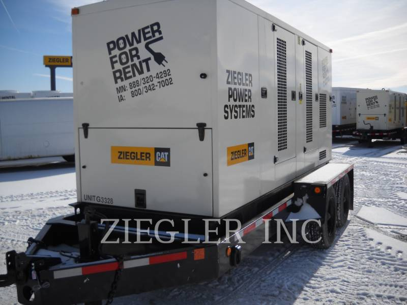 CATERPILLAR PORTABLE GENERATOR SETS XQ 230 equipment  photo 3