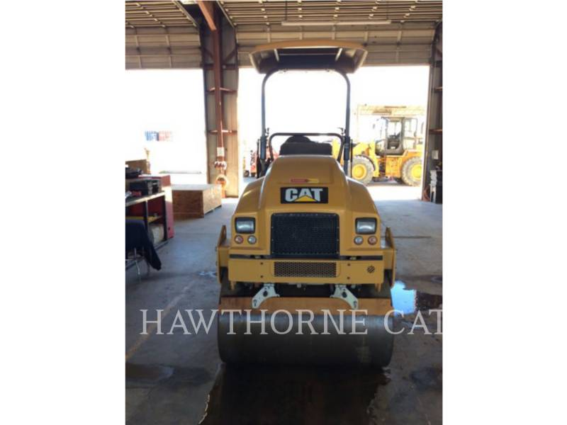 CATERPILLAR COMPACTADORES CB24B equipment  photo 3