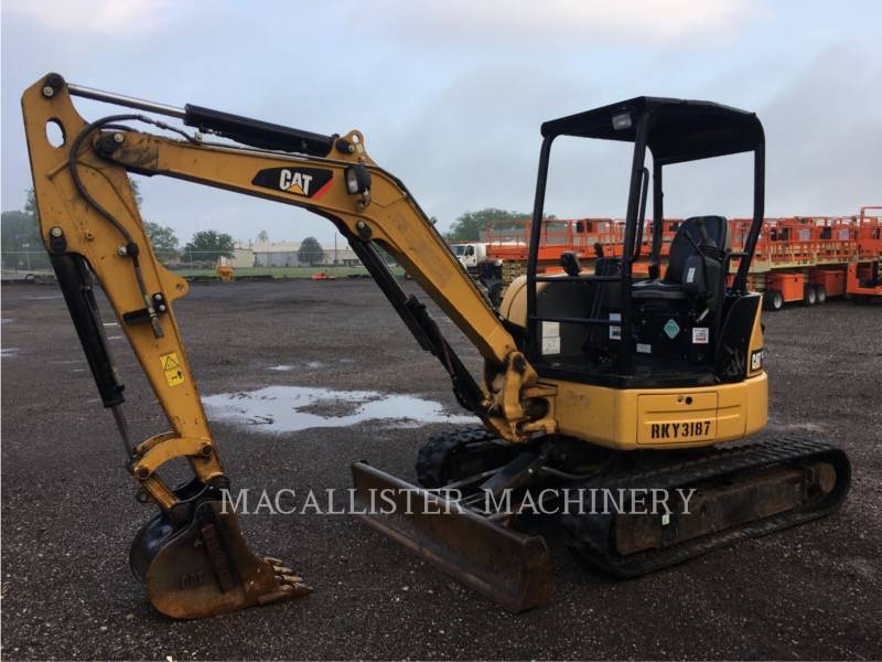 CATERPILLAR KETTEN-HYDRAULIKBAGGER 303.5ECR equipment  photo 1