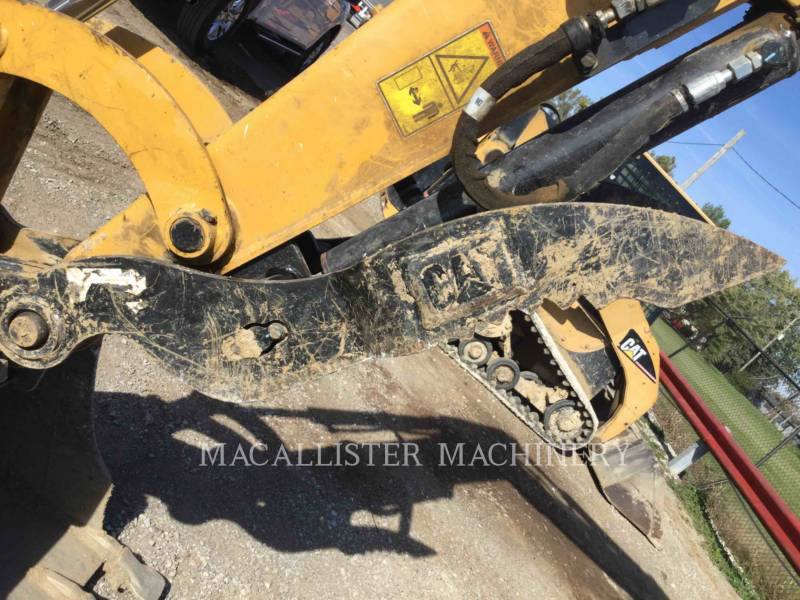 CATERPILLAR TRACK EXCAVATORS 305E2CR equipment  photo 15