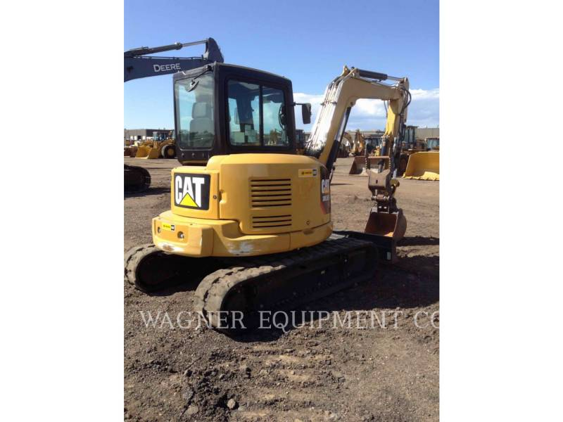 CATERPILLAR PELLES SUR CHAINES 305.5E2 TB equipment  photo 3