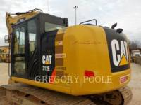 CATERPILLAR ESCAVATORI CINGOLATI 312EL equipment  photo 8