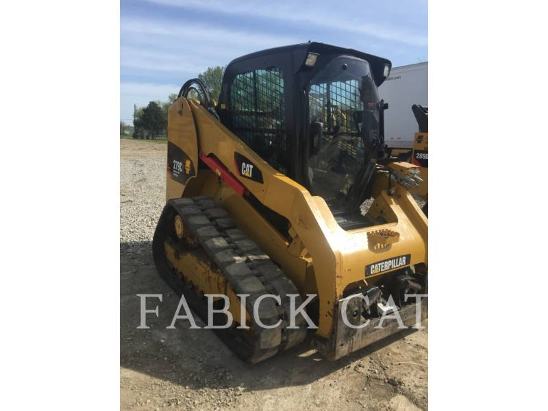 CATERPILLAR DELTALADER 279C2C3TL3 equipment  photo 2