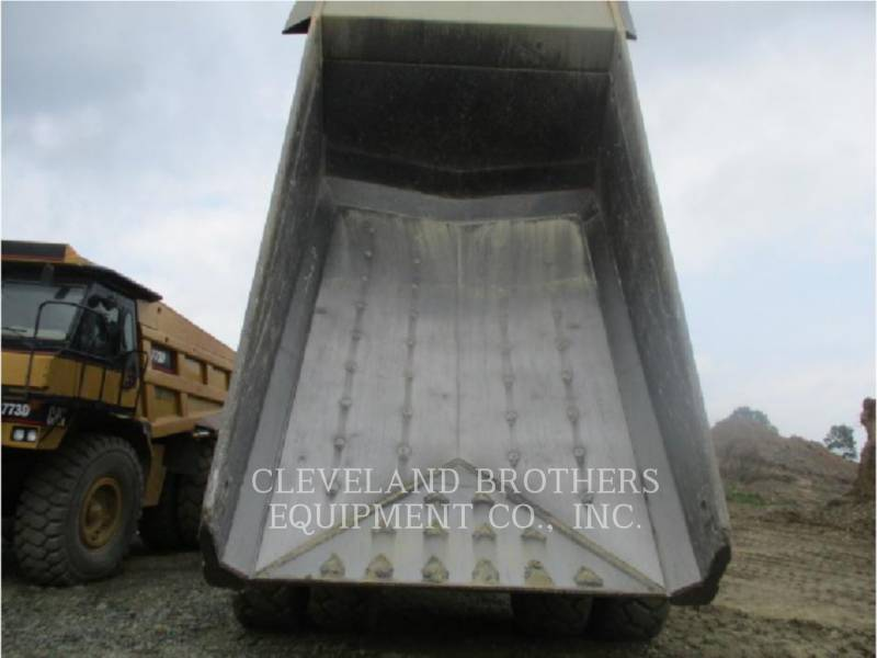 CATERPILLAR OFF HIGHWAY TRUCKS 773D equipment  photo 6
