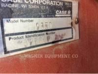 CASE AG TRACTORS 9350 equipment  photo 7
