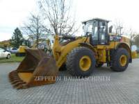CATERPILLAR RADLADER/INDUSTRIE-RADLADER 966KXE equipment  photo 1