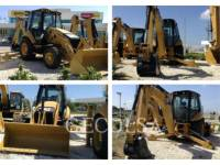 Equipment photo CATERPILLAR 420FST 挖掘装载机 1