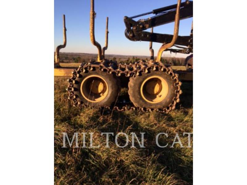 CATERPILLAR LEŚNICTWO - FORWARDER 574 equipment  photo 5