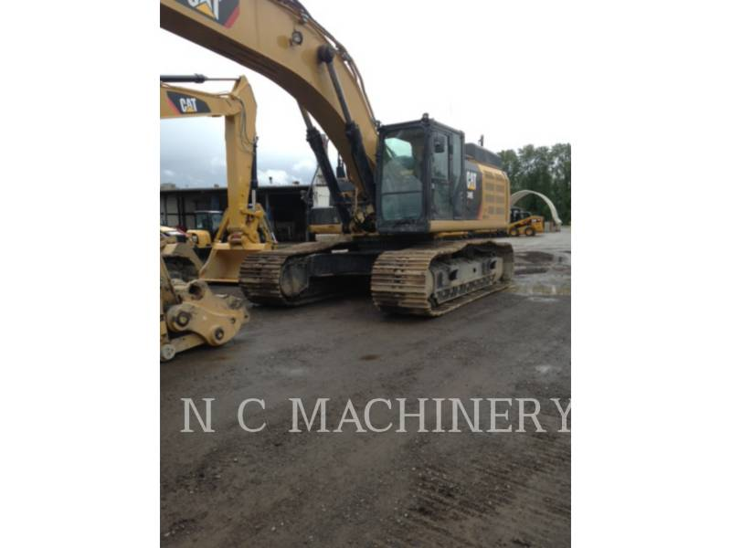 CATERPILLAR EXCAVADORAS DE CADENAS 349E L equipment  photo 5