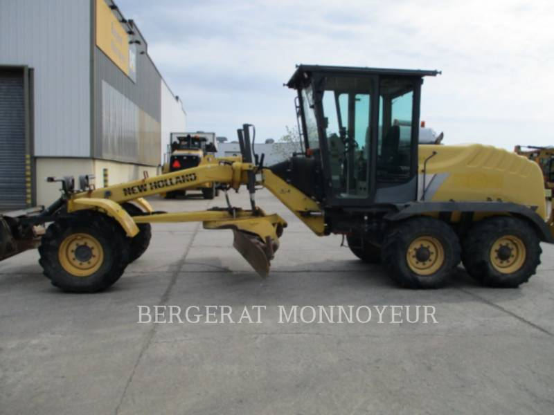 NEW HOLLAND MOTONIVELADORAS 106.6A equipment  photo 9