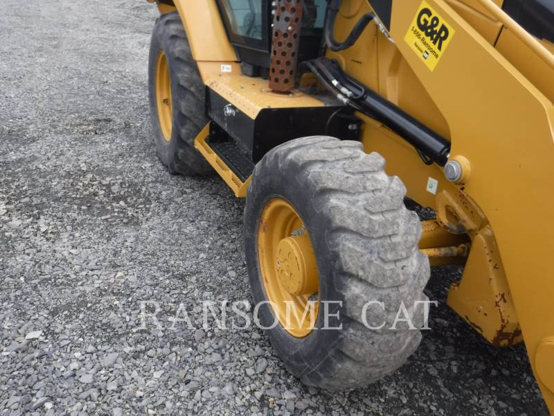 CATERPILLAR RETROESCAVADEIRAS 420F equipment  photo 9