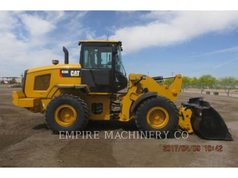 CATERPILLAR CARGADORES DE RUEDAS 938K FC equipment  photo 6