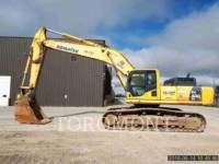 Equipment photo KOMATSU LTD. PC400 履带式挖掘机 1