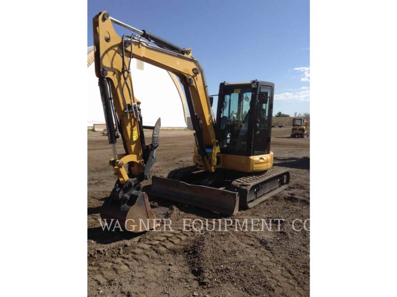 CATERPILLAR PELLES SUR CHAINES 305.5E2 TB equipment  photo 1