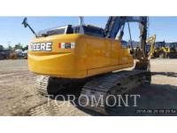 DEERE & CO. KETTEN-HYDRAULIKBAGGER 210G equipment  photo 4
