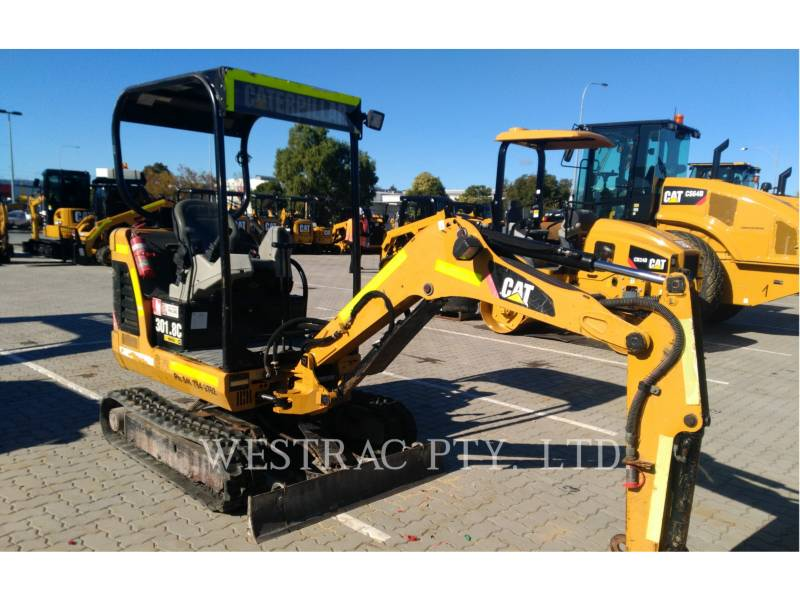 CATERPILLAR PELLES SUR CHAINES 301.8C equipment  photo 1