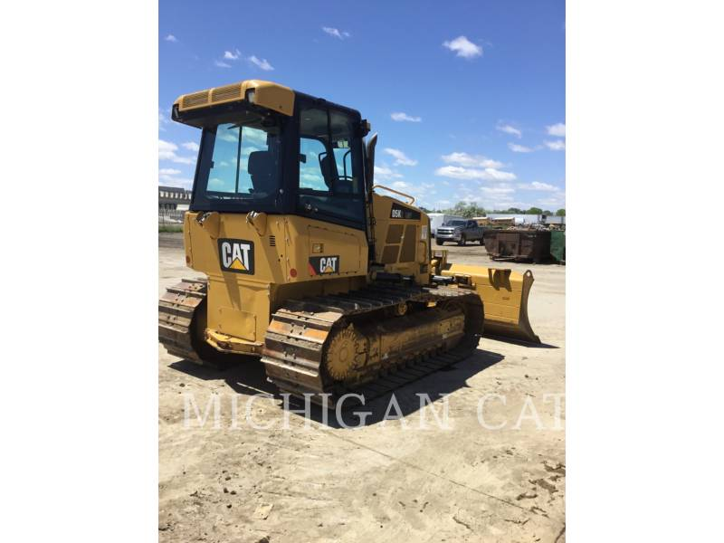 CATERPILLAR TRACTORES DE CADENAS D5K2L CAGSALT equipment  photo 4