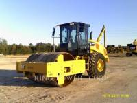 Equipment photo CATERPILLAR CS66B TANDEMVIBRATIONSWALZE, ASPHALT 1