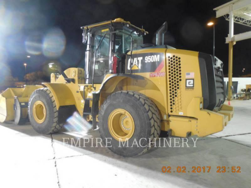 CATERPILLAR CARGADORES DE RUEDAS 950M equipment  photo 3