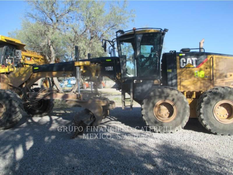 Caterpillar AUTOGREDERE 16M equipment  photo 8