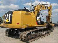 CATERPILLAR TRACK EXCAVATORS 329ELTHUMB equipment  photo 3