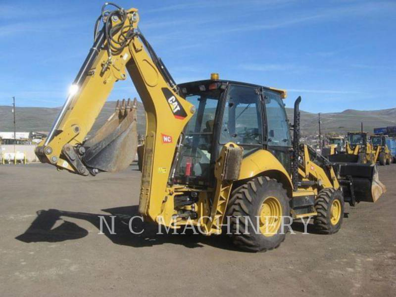 CATERPILLAR BACKHOE LOADERS 420F 4ETCB equipment  photo 3