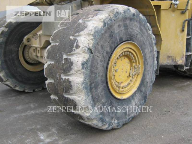 CATERPILLAR RADLADER/INDUSTRIE-RADLADER 980K equipment  photo 11
