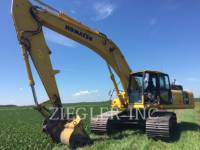 Equipment photo KOMATSU LTD. PC300LC-7 TRACK EXCAVATORS 1