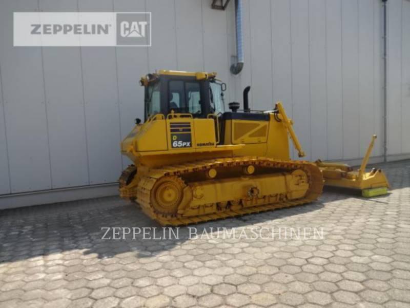 KOMATSU LTD. ブルドーザ D65PX equipment  photo 4
