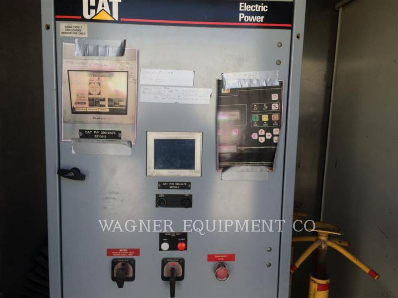 CATERPILLAR STROMERZEUGER XQ1500 equipment  photo 4