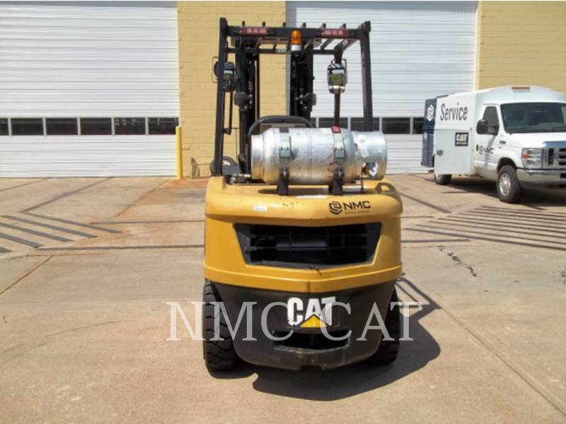 CATERPILLAR LIFT TRUCKS MONTACARGAS 2P7000_MC equipment  photo 2