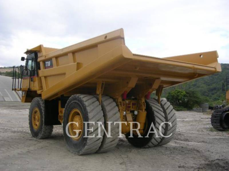 CATERPILLAR MULDENKIPPER 771D equipment  photo 3