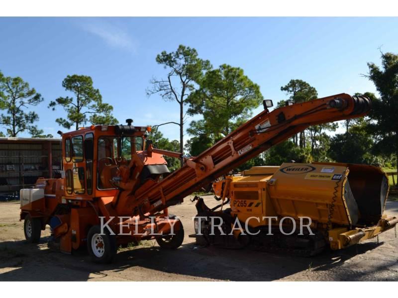 BROCE BROOM Barredoras de Calles MK1 equipment  photo 1
