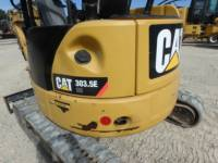 CATERPILLAR TRACK EXCAVATORS 303.5ECR equipment  photo 23